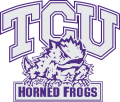TCU Horned Frogs 1995-Pres Alternate Logo decal sticker
