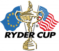 Ryder Cup 2000-2010 Primary Logo decal sticker