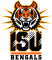 Idaho State Bengals 1997-2018 Secondary Logo iron on sticker