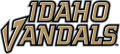 Idaho Vandals 2012-Pres Wordmark Logo decal sticker