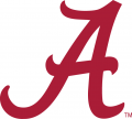 Alabama Crimson Tide 2001-Pres Secondary Logo iron on sticker