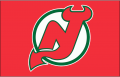 New Jersey Devils 1986 87-1991 92 Jersey Logo decal sticker