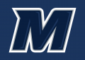 Monmouth Hawks 2014-Pres Alternate Logo 03 decal sticker