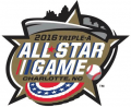 Triple-A All-Star Game 2016 Primary Logo iron on sticker