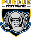 Purdue Fort Wayne Mastodons 2018-Pres Primary Logo decal sticker
