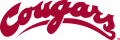 Washington State Cougars 1995-2010 Wordmark Logo 01 decal sticker