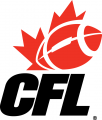 Canadian Football League 2002-2015 Primary Logo decal sticker