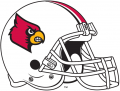 Louisville Cardinals 2013-Pres Helmet iron on sticker