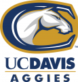 California Davis Aggies 2001-Pres Primary Logo iron on sticker