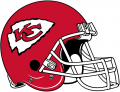 Kansas City Chiefs 1974-Pres Helmet Logo iron on sticker