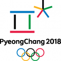 2018 Pyeongchang Olympics 2022 Beijing Olympics iron on sticker