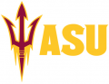 Arizona State Sun Devils 2011-Pres Secondary Logo iron on sticker