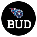 Tennessee Titans 2013 Memorial Logo decal sticker