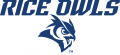 Rice Owls 1997-2009 Secondary Logo 03 decal sticker