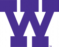 Washington Huskies 1953-1957 Primary Logo decal sticker