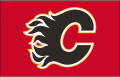 Calgary Flames 2003 04-Pres Jersey Logo decal sticker