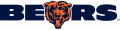 Chicago Bears 1999-2016 Wordmark Logo decal sticker
