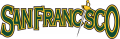 San Francisco Dons 2001-2011 Wordmark Logo decal sticker
