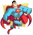 Superman Logo 01 decal sticker