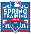 Chicago Cubs 2015 Event Logo decal sticker