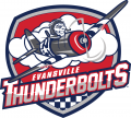 Evansville Thunderbolts 2016 17-Pres Primary Logo decal sticker