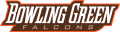 Bowling Green Falcons 1999-Pres Wordmark Logo 02 decal sticker