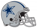 Dallas Cowboys 1977-Pres Helmet Logo decal sticker