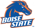 Boise State Broncos 2002-2012 Primary Logo decal sticker