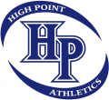 High Point Panthers 1996-2003 Alternate Logo decal sticker