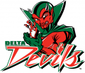 MVSU Delta Devils 2002-Pres Primary Logo decal sticker