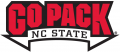North Carolina State Wolfpack 2006-Pres Wordmark Logo 03 decal sticker