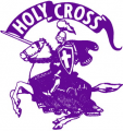 Holy Cross Crusaders 1966-1998 Primary Logo iron on sticker