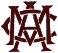 Texas A&M Aggies 1908-1927 Primary Logo decal sticker