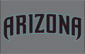Arizona Diamondbacks 2016-2019 Jersey Logo 01 iron on sticker