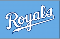 Kansas City Royals 2012-Pres Jersey Logo 02 decal sticker
