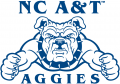 North Carolina A&T Aggies 2006-Pres Alternate Logo 02 iron on sticker