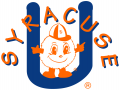 Syracuse Orange 1992 Alternate Logo iron on sticker