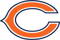 Chicago Bears 1974-Pres Primary Logo decal sticker