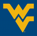 West Virginia Mountaineers 1980-Pres Alternate Logo 01 iron on sticker