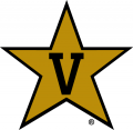 Vanderbilt Commodores 1999-2007 Alternate Logo 03 decal sticker