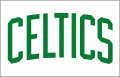Boston Celtics 1969 70-Pres Jersey Logo 2 decal sticker