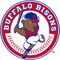 Buffalo Bisons 2013-Pres Primary Logo iron on sticker