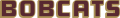 Texas State Bobcats 2008-Pres Wordmark Logo 02 decal sticker