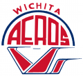 Wichita Aeros 1970-1983 Primary Logo iron on sticker