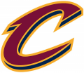 Cleveland Cavaliers 2010-2017 Alternate Logo 01 decal sticker