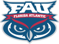 Florida Atlantic Owls 2005-Pres Primary Logo decal sticker