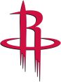 Houston Rockets 2019-2020 Pres Alternate Logo iron on sticker