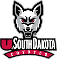 South Dakota Coyotes 2004-2011 Secondary Logo iron on sticker
