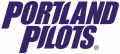 Portland Pilots 2014-Pres Wordmark Logo decal sticker