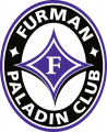 Furman Paladins 1999-2012 Misc Logo decal sticker